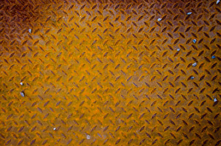 red metal: old red metal texture background Stock Photo