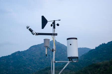 wind meter for measurement  nature