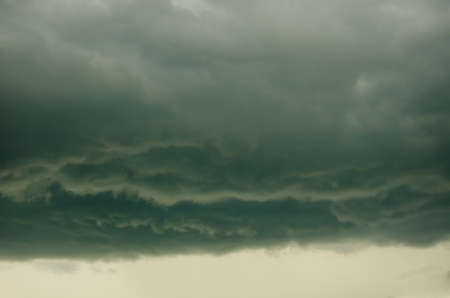 big storm cloud from nature photo