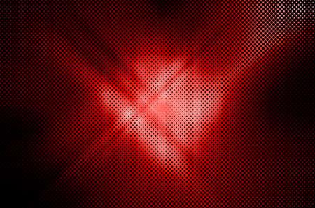 semaforo en rojo: Fondo abstracto de color rojo con el desenfoque de movimiento