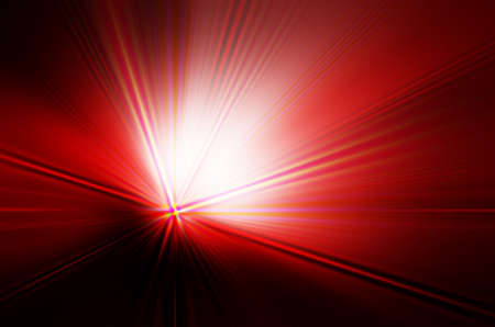 abstract  red   color background with motion blur Stock Photo