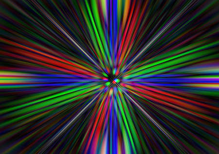 multi color: abstract  multi color with motion blur background