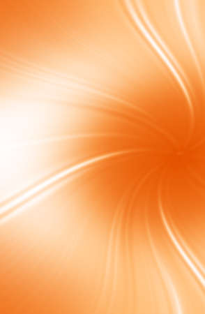 motion blur: abstract  orange  color background with motion blur