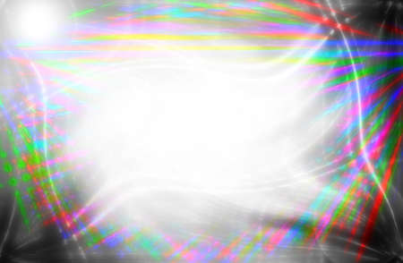 multi color: abstract  multi  color background with motion  ray technology