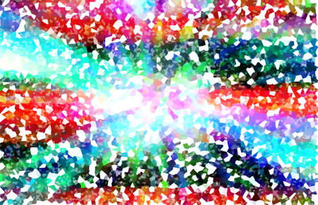crystallize: abstract multicolor  color background with crystallize style