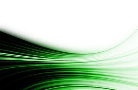 abstract  green color  background   with motion blur Stock Photo