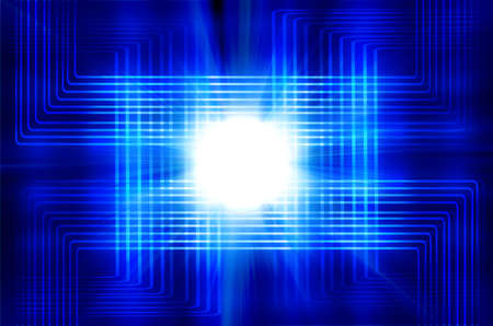 glimmer: abstract blue color background with motion blur