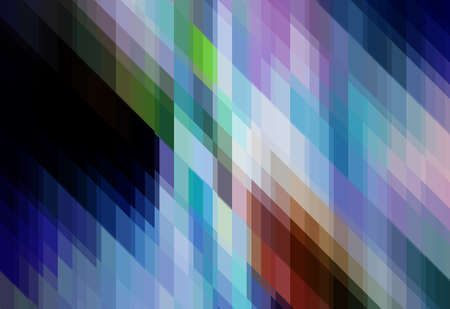 multi color: abstract  multi  color background with square pattern Stock Photo