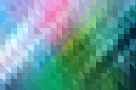 multi color: abstract multi color background with square pattern
