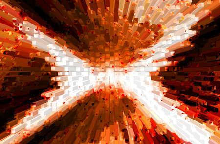 orange texture: abstract orange   texture  background with motion block