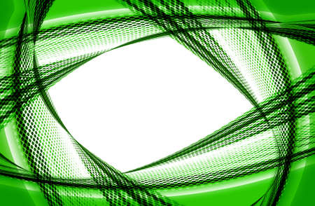 motion blur: abstract green color background with motion blur Stock Photo