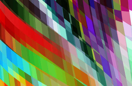 abstract  multicolor  color background with mosaic style