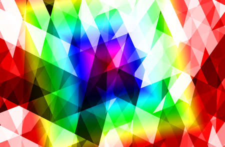 textur: abstract  multicolor   background   with square pattern