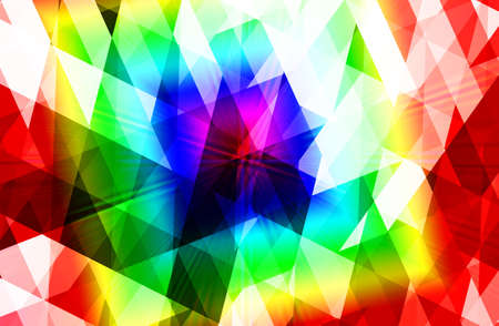 textur: abstract  multicolor   background   with square pattern and ray light