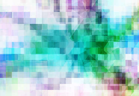 multi color: abstract  multi  color background with motion square pattern   blur