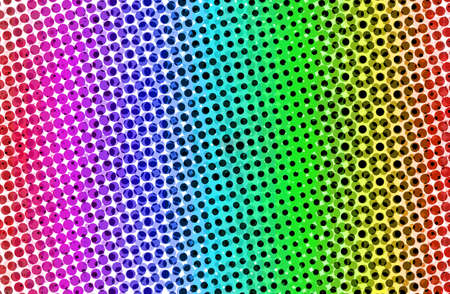 abstract  multicolor   background   with dot
