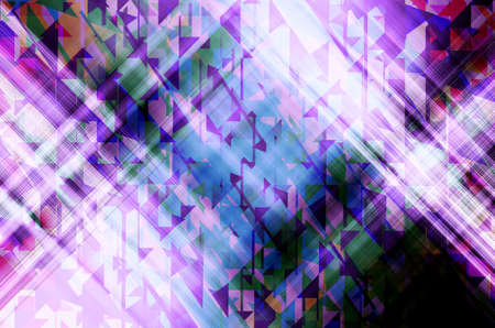 abstract   violet  color background with motion blur and square pattern
