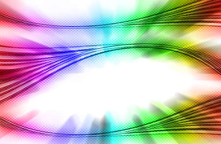 abstract swirls: abstract  multicolor  background   with motion blur for copy space template
