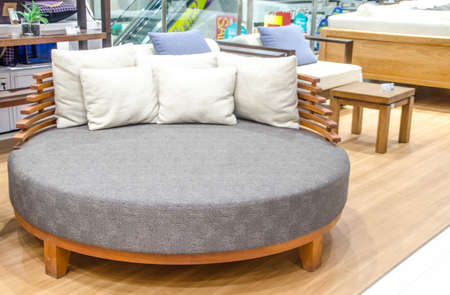 sofabed for relax in living room
