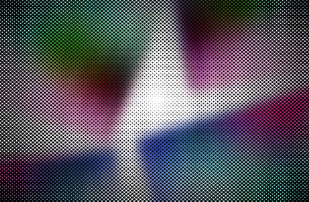 abstract multicolor illustration template background copy space Stock Photo