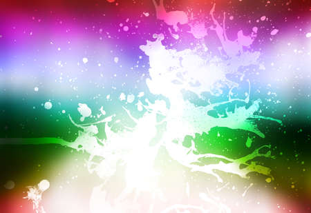 abstract  multi  color background with motion blur