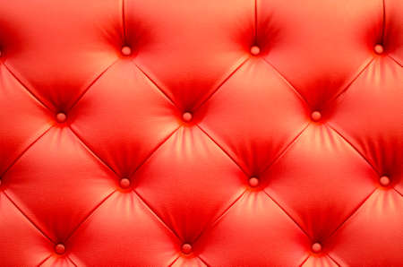 red leather for texture background