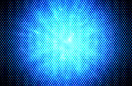 abstract  blue  color smoke  background Stock Photo