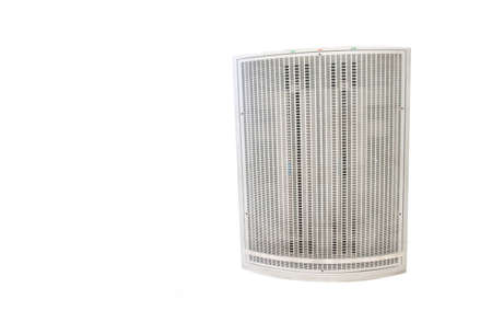 air purifier on white background