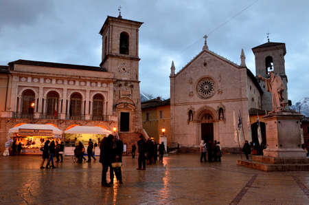 manifestation: Nero di Norcia is an important manifestation of Norcia