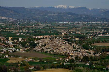 bevagna: A view of Bevagna