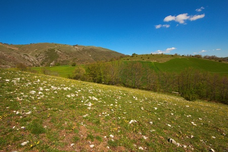 appennino: Appennino in the italian center