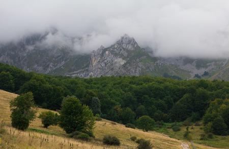 apennines: A view of Rio arno river in Abruzzo