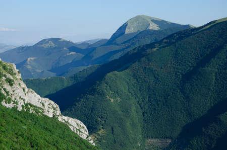 appennino: A view of Marche appennino