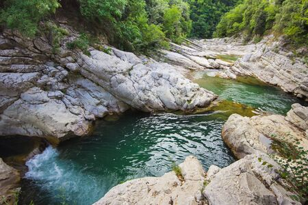 Photo of the Burano river