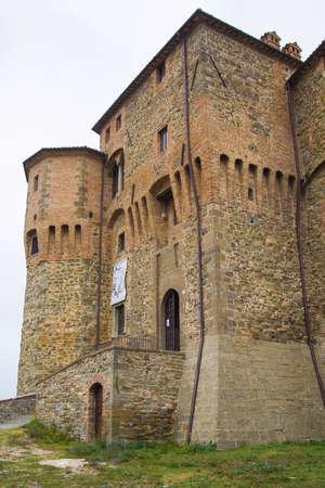 santagata: Castle of SantAgata Feltria