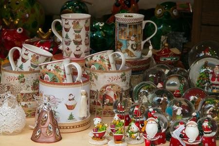 montepulciano: Christmas market of Montepulciano in Tuscany