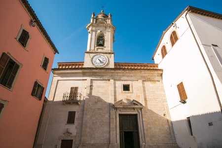 felice: The church of San Felice in the center of Massa Martana, Umbria