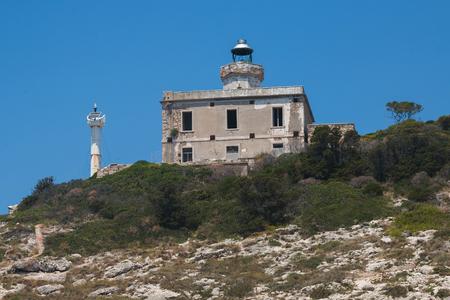 capraia: The lighthouse of Tremiti islands