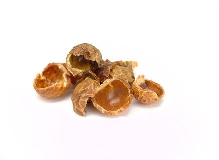 sensitive skin: Soap nuts