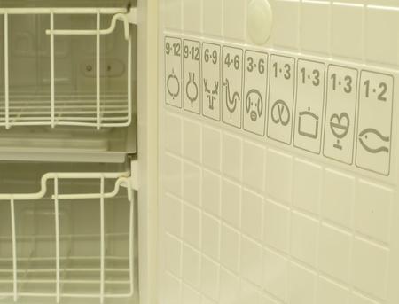 (Retro)Freezer door