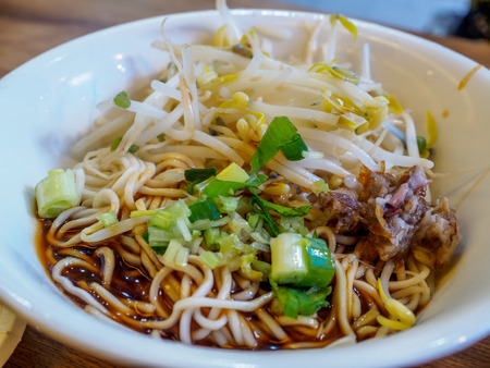 fried noodle: fried noodle in Taiwan