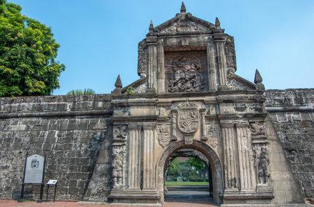 May 1, 2016 Fort Santiego Intramuros Manila, Philippines Redakční