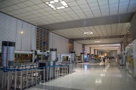 pal: Oct 6, 2016 NAIA Airport Terminal 2, Philippines