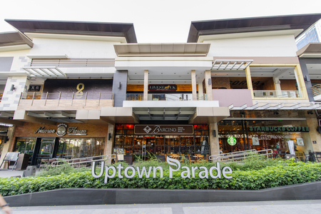 Feb 20,2018 Front of the Uptown Parade Mall, Taguig city , Philippines