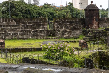 Spanish Colonial Prison in Intramuros, Manila, Philippines