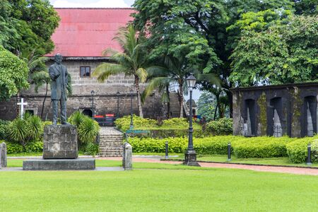 Sep 15, 2019 Jose Rizal Monument at Fort Santiago in Intramuros, Manila, Philippines