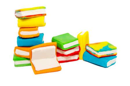 plasticine: Plasticine books