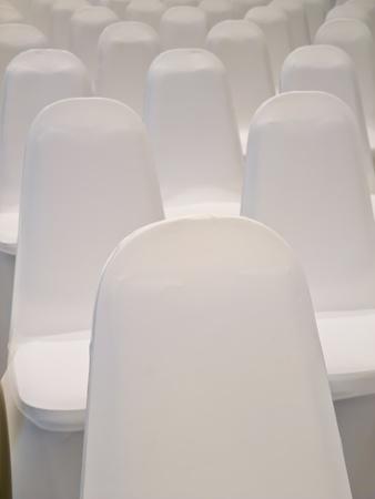 white chair photo