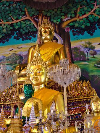 Buddha images  photo