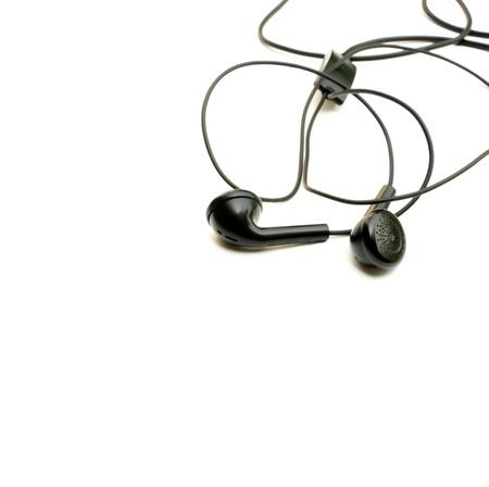 earpiece: earpiece Stock Photo